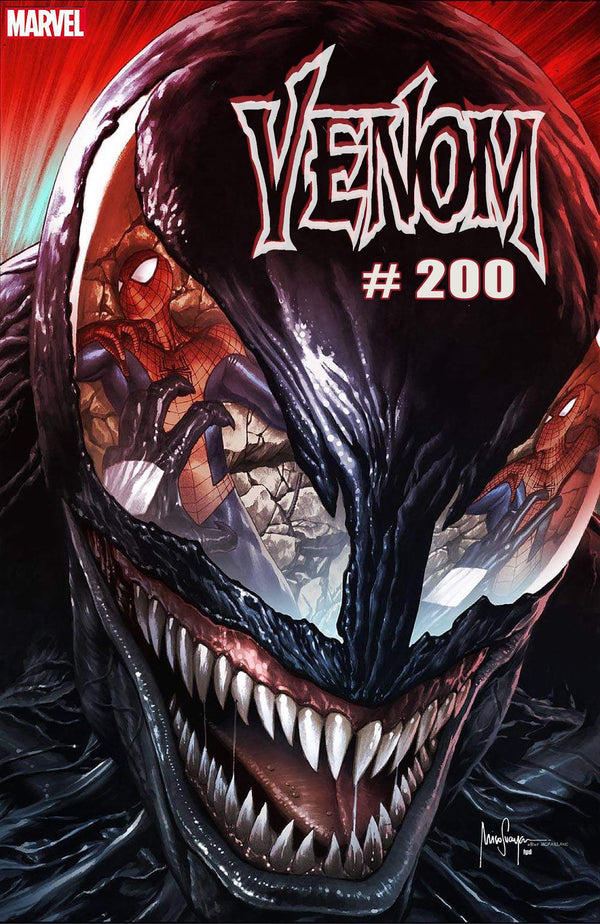 VENOM #35 200TH ISSUE MICO SUAYAN VARIANTS - Slab City Comics