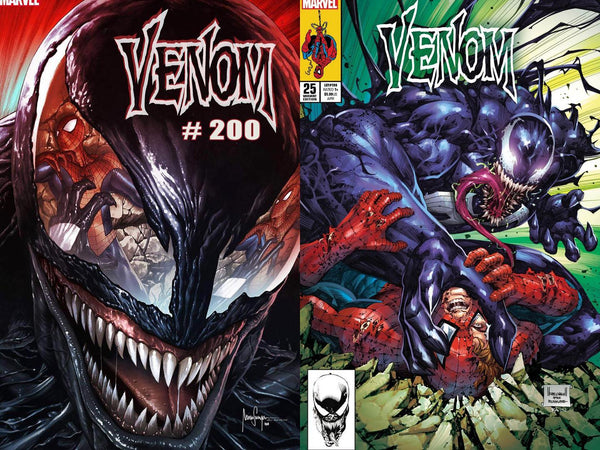 VENOM #25 & #35 HOMAGE VARIANT SET - Slab City Comics
