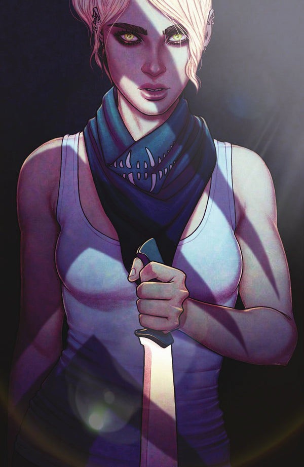 SOMETHING IS KILLING CHILDREN #11 JENNY FRISON FOIL VIRGIN VARIANT,  - Slab City Comics - UK Comic Shop