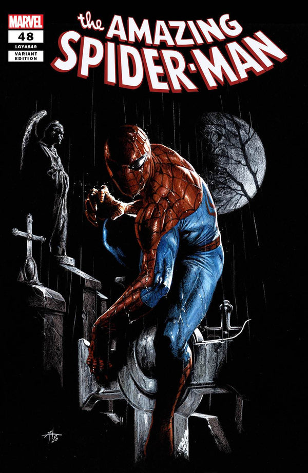 AMAZING SPIDER-MAN #48 DELL'OTTO VARIANT,  - Slab City Comics - UK Comic Shop
