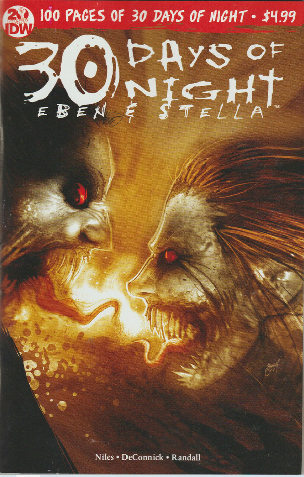 30 DAYS OF NIGHT EBEN & STELLA,  - Slab City Comics - UK Comic Shop