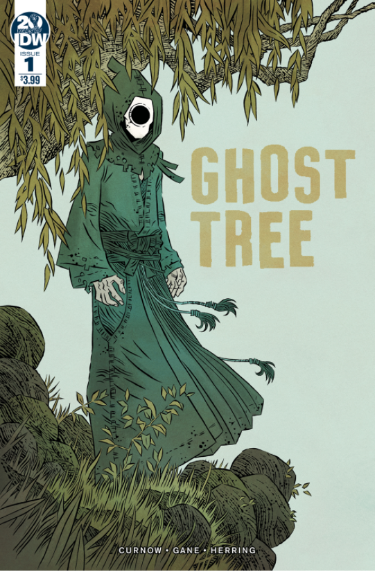 GHOST TREE #1 - Slab City Comics