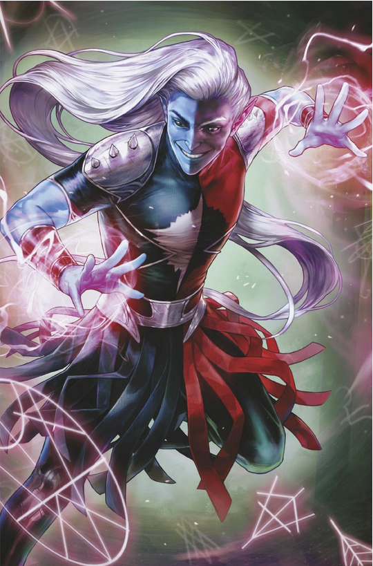 WAR OF REALMS #3 HEEJIN JEON MARVEL BATTLE LINES VARIANT - Slab City Comics