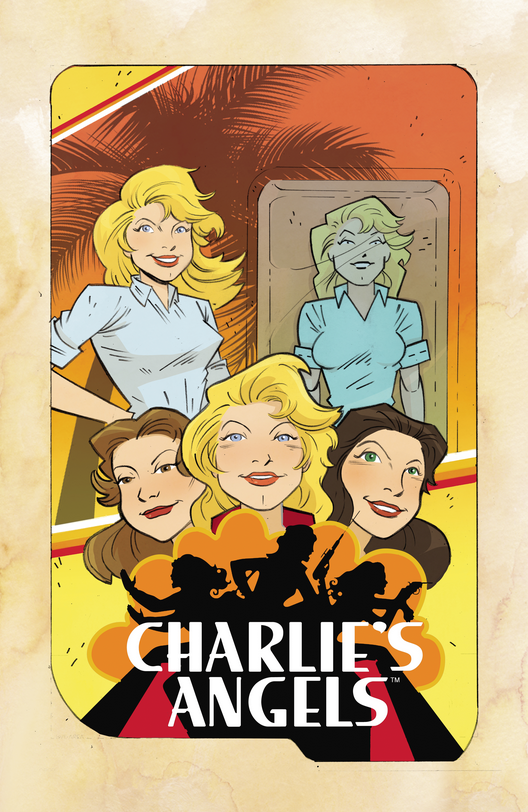 CHARLIES ANGELS #1 PX EXCLUSIVE - Slab City Comics