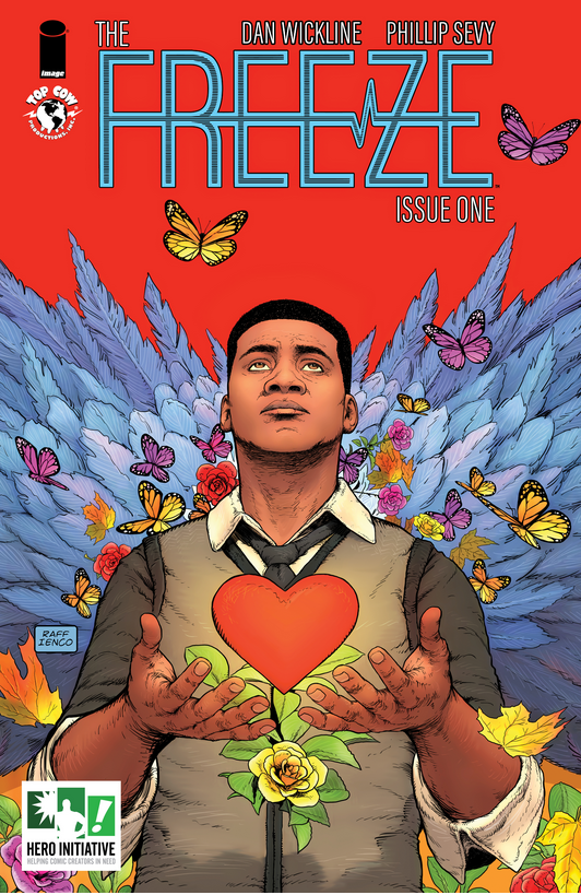 FREEZE #1 HERO INITIATIVE VARIANT - Slab City Comics