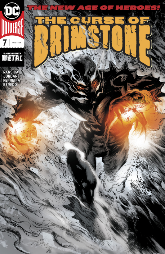 CURSE OF BRIMSTONE #7 FOIL - Slab City Comics