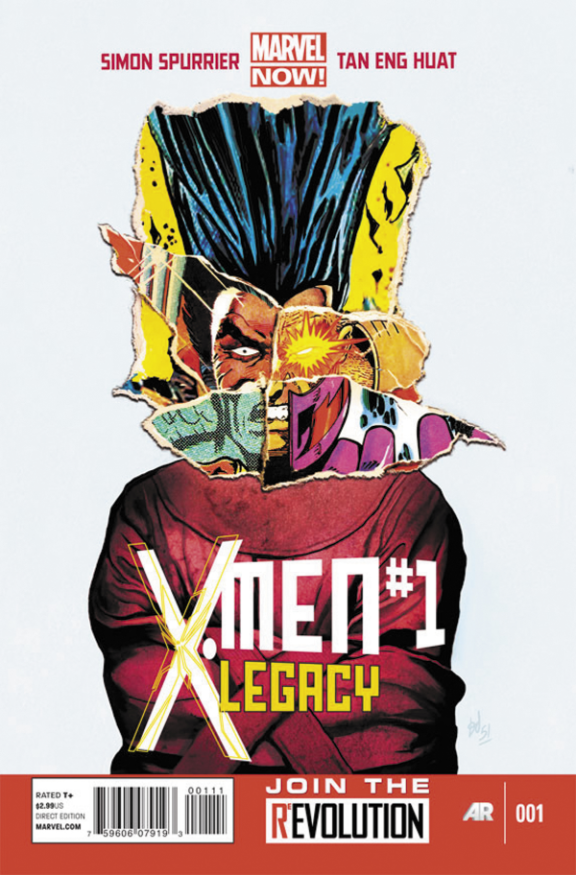 X-MEN LEGACY #1 NOW - Slab City Comics