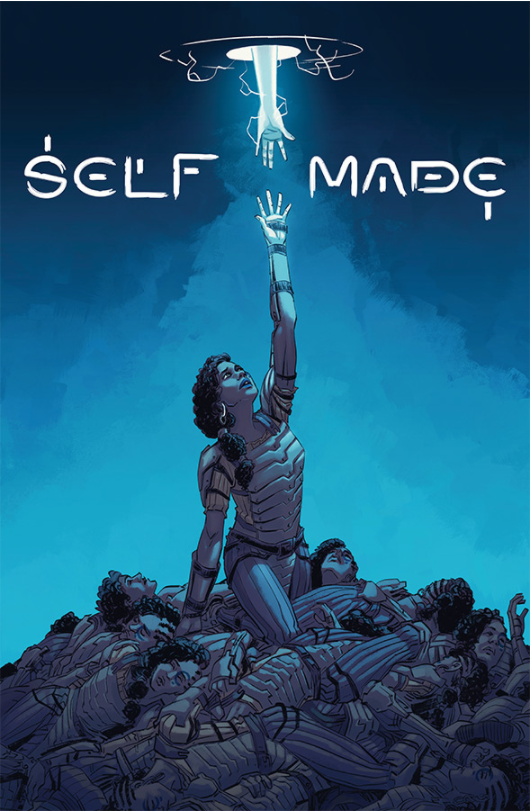 SELF MADE #1 - Slab City Comics