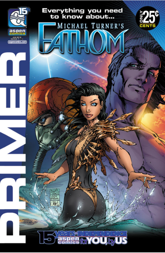 FATHOM PRIMER 2018 - Slab City Comics