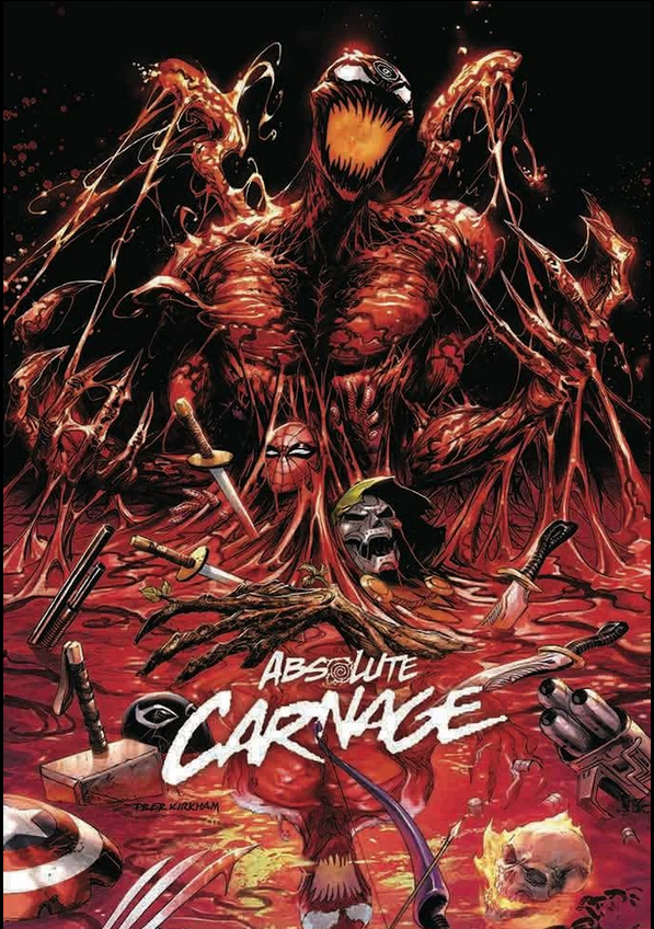 Absolute Carnage #1 Tyler Kirkham Variant,  - Slab City Comics - UK Comic Shop