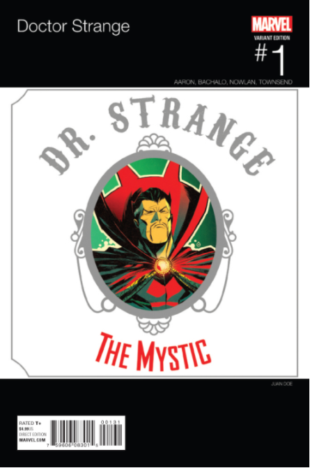 DOCTOR STRANGE #1 DOE HIP HOP VARIANT,  - Slab City Comics - UK Comic Shop
