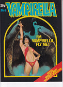VAMPIRELLA NO.4 - Slab City Comics