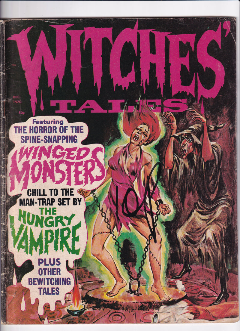 WITCHES TALES VOL.2