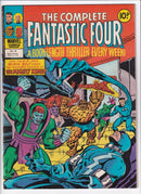 THE COMPLETE FANTASTIC FOUR NO.26 - Slab City Comics
