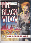 THE BLACK WIDOW THE COLDEST WAR - Slab City Comics