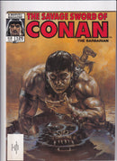 THE SAVAGE SWORD OF CONAN THE BARBARIAN