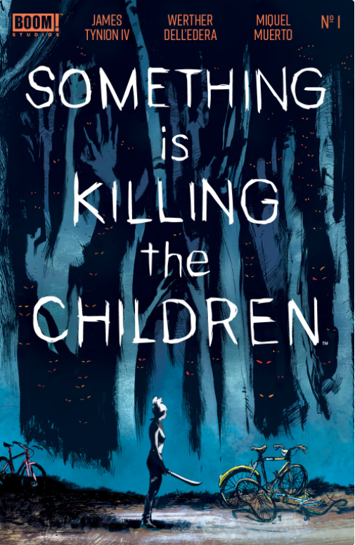 LCSD 2020 SOMETHING IS KILLING CHILDREN #1 FOIL VARIANT