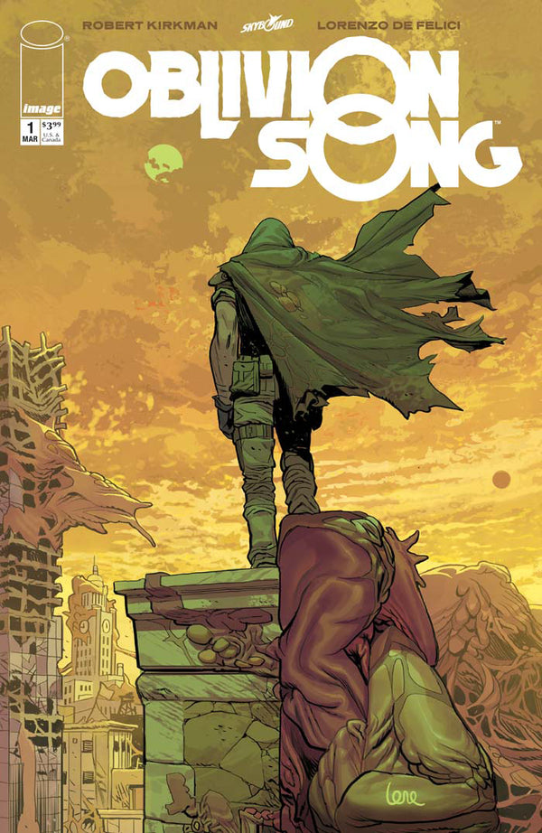 OBLIVION SONG #1 - Slab City Comics