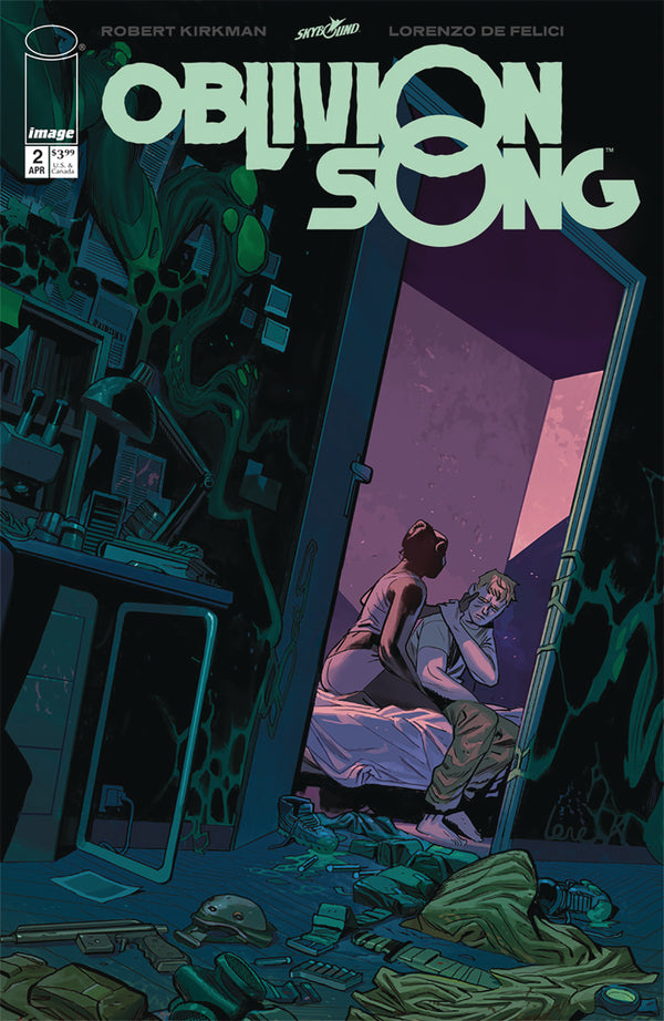 OBLIVION SONG #2 - Slab City Comics