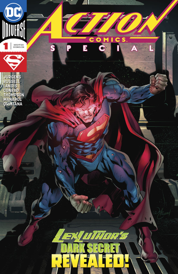 ACTION COMICS SPECIAL #1,  - Slab City Comics - UK Comic Shop
