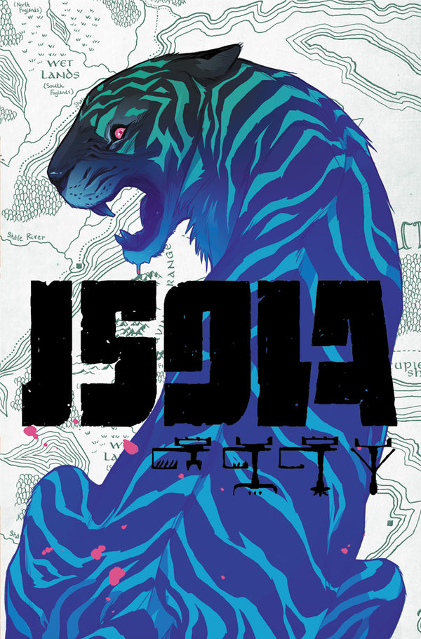 ISOLA #2 - Slab City Comics