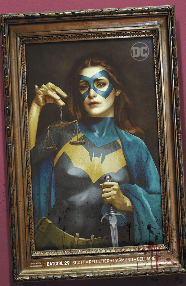 BATGIRL #29 VAR ED,  - Slab City Comics - UK Comic Shop
