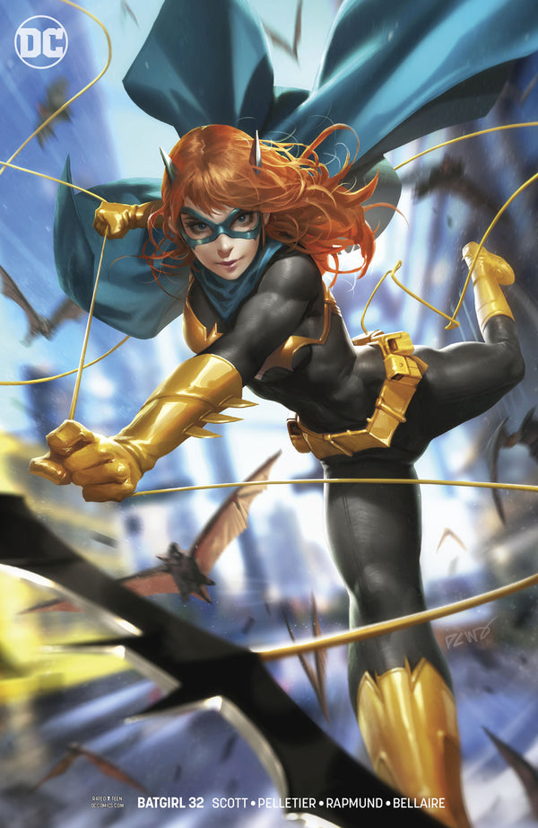 BATGIRL #32 VAR ED,  - Slab City Comics - UK Comic Shop
