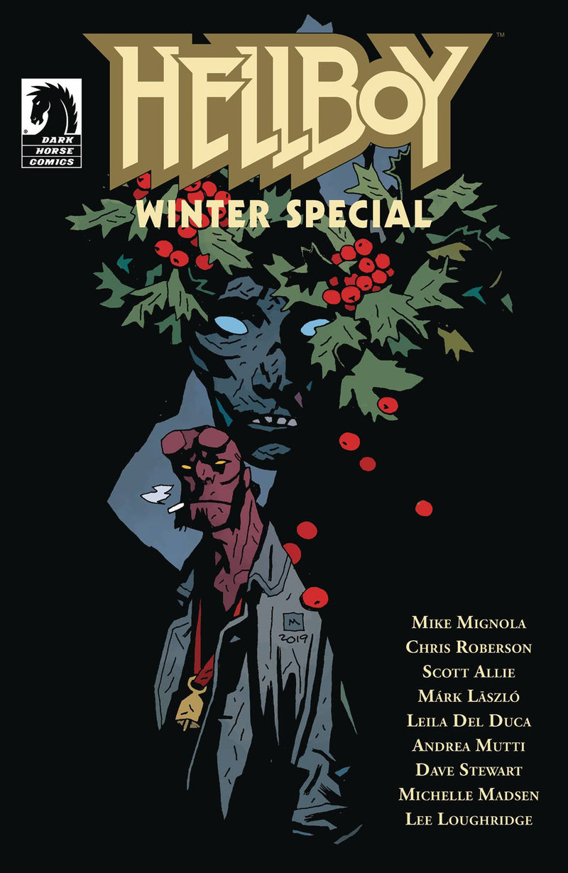 HELLBOY WINTER SPECIAL - Slab City Comics