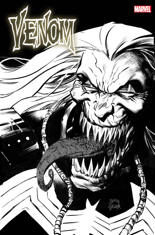 VENOM #31 STEGMAN SKETCH 1:100 VARIANT,  - Slab City Comics - UK Comic Shop