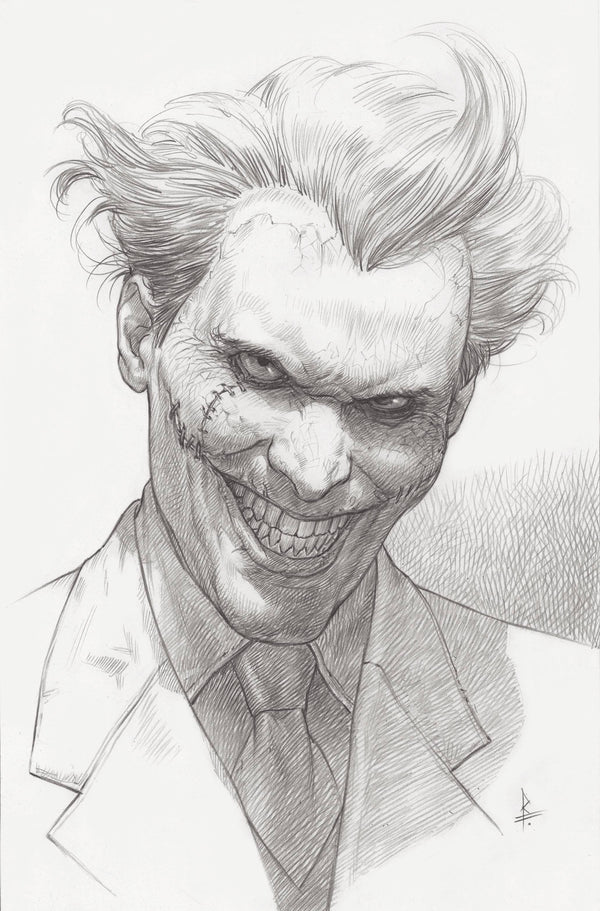 JOKER #1 1:25 FEDERICI VARIANT,  - Slab City Comics - UK Comic Shop