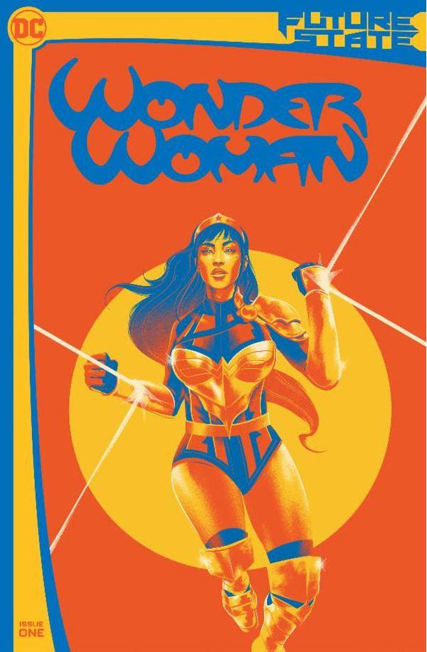 FUTURE STATE WONDER WOMAN #1 MATT TAYLOR TEAM VARIANT,  - Slab City Comics - UK Comic Shop
