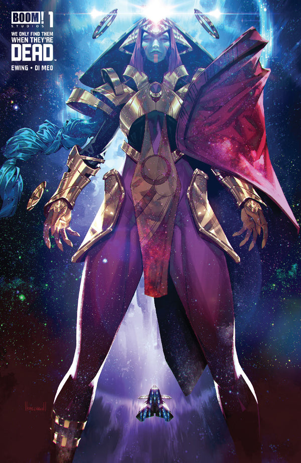 We Only Find Them When They're Dead #1 Kael Ngu Variant