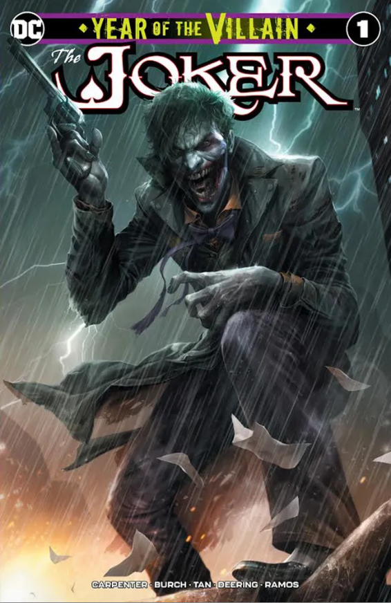 Joker: Year Of The Villain