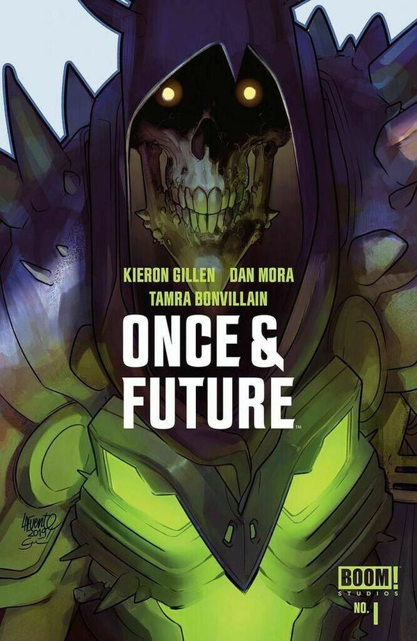 Once & Future #1 Lafuente Variant Limited Edition