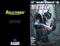 Dark Nights: Metal #5 color variant by Dell'Otto,  - Slab City Comics UK Comic Shop