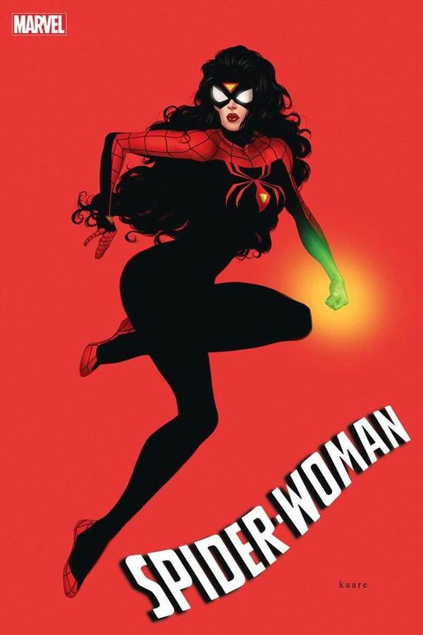 SPIDER-WOMAN #1 ANDREWS VARIANT 1:25