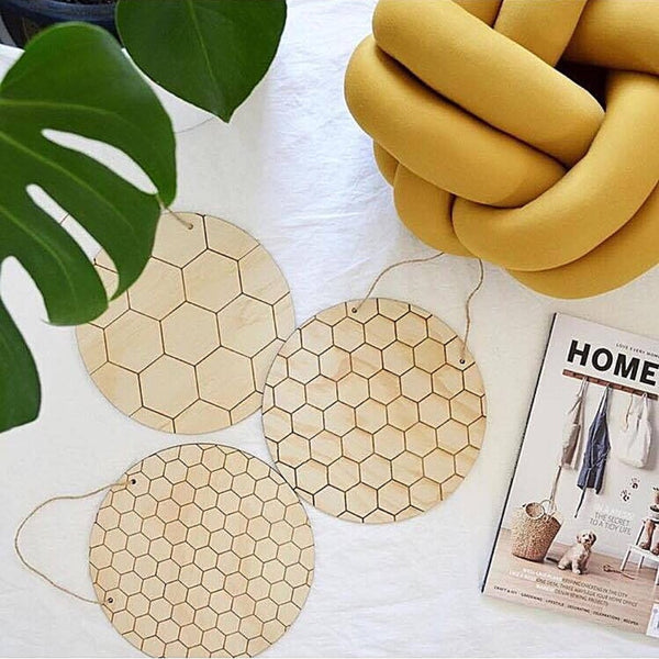 Hexagon Plaque Collection