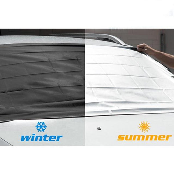 SMART PROTECTION WINDSHIELD COVER - Mart Wind