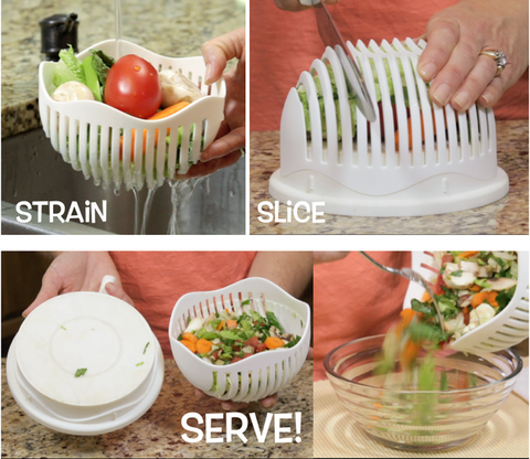 60 Second Salad Maker - Mart Wind
