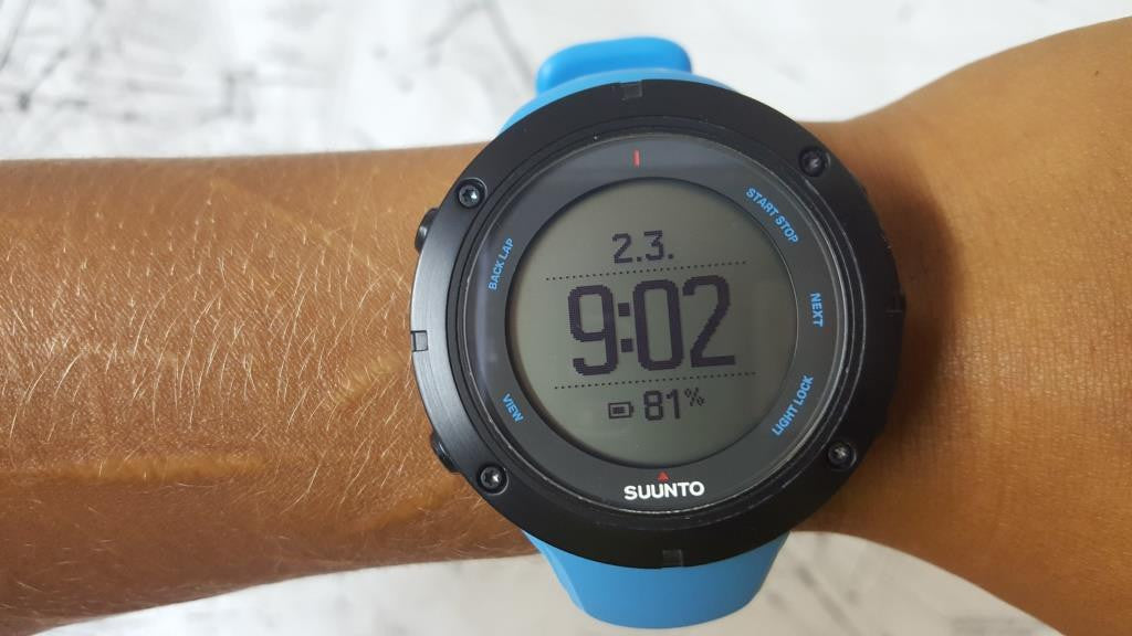 A Functional Review Of The Suunto Ambit 3 Peak Vs Garmin Forerunner 310 Xt