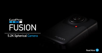 The New GoPro Fusion - Taking 360° Footage to the Next Level