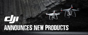 DJI Announces New Drones: The Mavic Pro Platinum and Phantom 4 Pro Obsidian