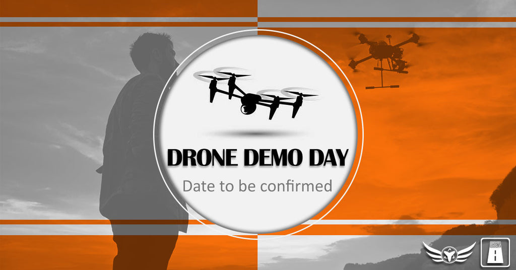 Drone Demo Day [Free]: Introduction, laws & test flight presented by Action Gear & United Drone Holdings