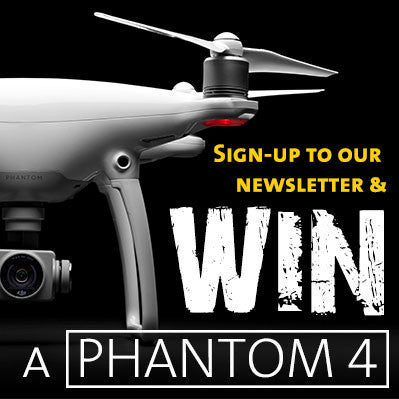 Win A Phantom 4 Drone