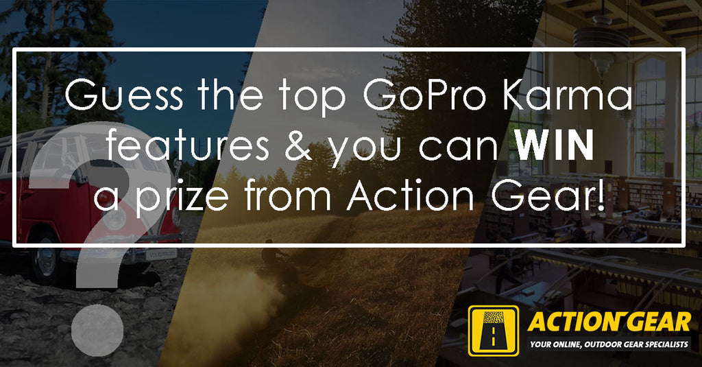 Competition: Can You Guess The Gopro Karma Features? Awesome Prize Up For Grabs