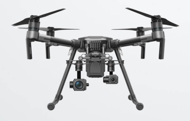 Matrice 200 Series – Allowing drones to officially take off.