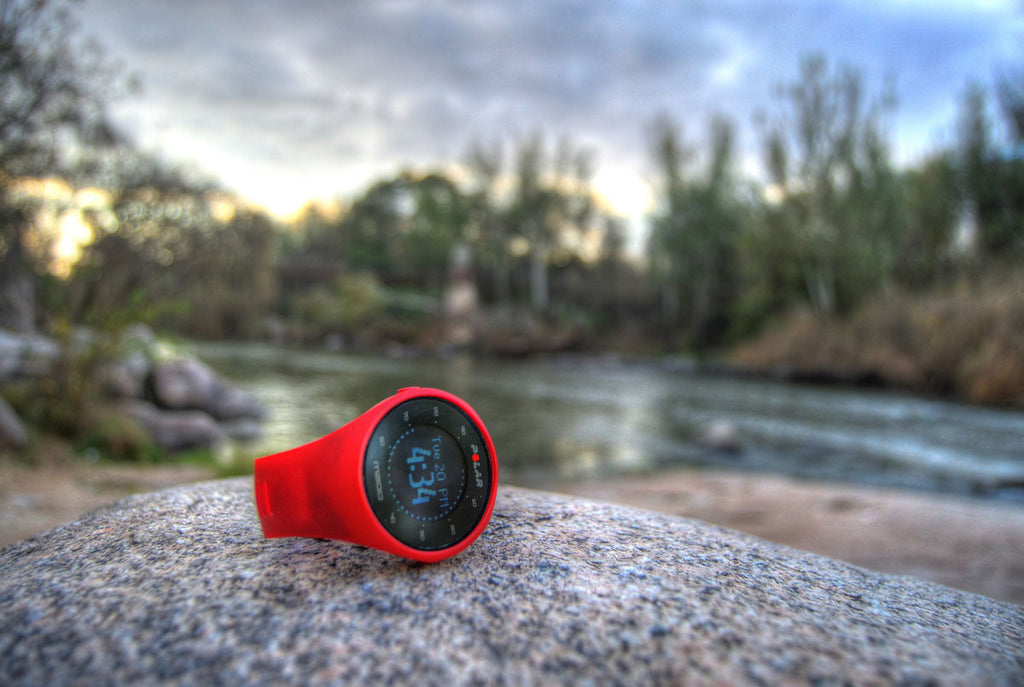 Review of the Polar M200 sports watch