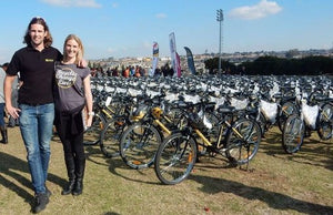 Action Gear Cycling From Joburg 2 Kilimanjaro For The Qhubeka Charity