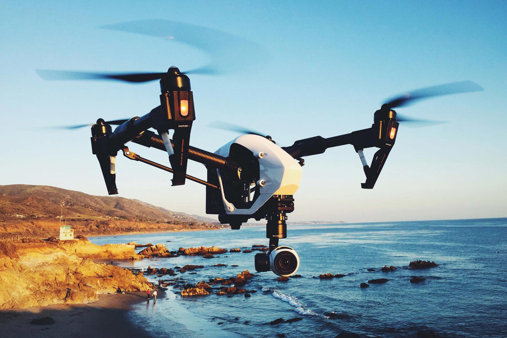DJI Inspire 2 Specifications & Features