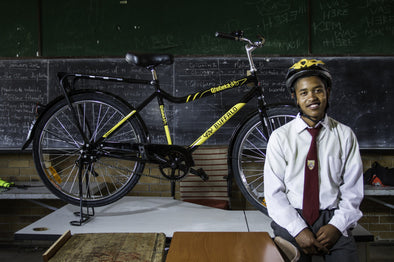 How Bicycles Can Change Lives